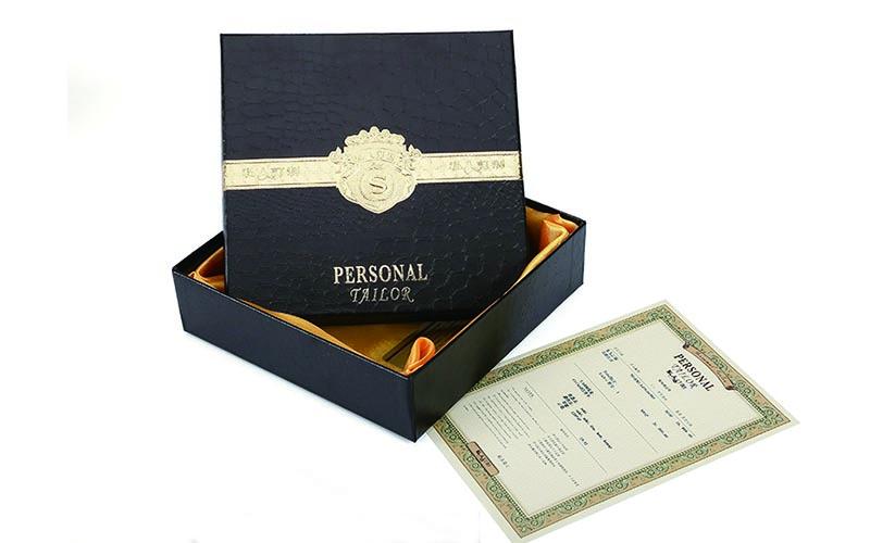 包装盒定制  包装盒设计 皮带包装盒定制